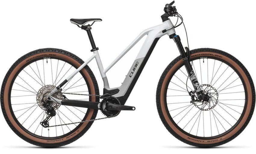 Cube Reaction Hybrid SLT 625 29 white´n´grey (E-Bikes) bei tyl4sports.at bestellen