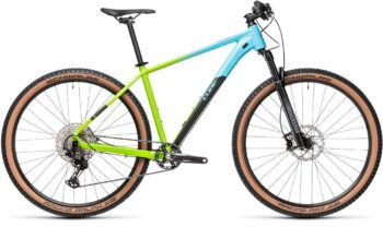 Cube Reaction Pro fadingblue´n´green (Bike Modell 2021) bei tyl4sports.at