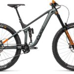 Cube Stereo 170 TM 29 flashgrey´n´orange (Bike Modell 2021) bei tyl4sports.at