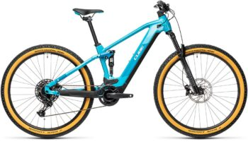 Cube Stereo Hybrid 120 Pro 500 petrol´n´blue (Bike Modell 2021) bei tyl4sports.at