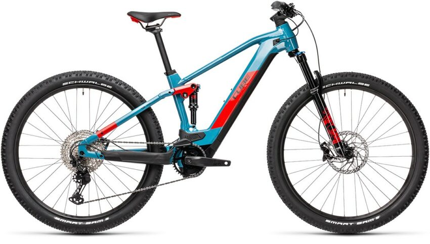 Cube Stereo Hybrid 120 Race 625 blue´n´red (Bike Modell 2021) bei tyl4sports.at