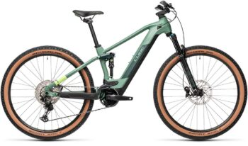 Cube Stereo Hybrid 120 Race 625 green´n´sharpgreen (Bike Modell 2021) bei tyl4sports.at
