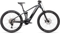 Cube Stereo Hybrid 120 Race 625 iridium´n´black (Bike Modell 2021) bei tyl4sports.at