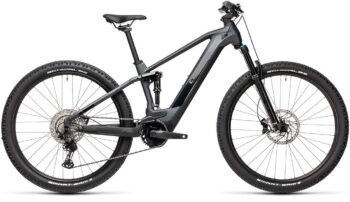 Cube Stereo Hybrid 120 Race 625 iridium´n´black (Bike Modell 2021) bei tyl4sports.at