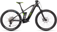 Cube Stereo Hybrid 140 HPC SL 625 iridium´n´green (Bike Modell 2021) bei tyl4sports.at