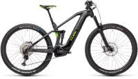 Cube Stereo Hybrid 140 HPC SL 625 iridium´n´green (Bike Modell 2021) bei tyl4sports.at