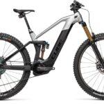 Cube Stereo Hybrid 140 HPC SLT 625 Kiox carbon´n´prizmsilver (Bike Modell 2021) bei tyl4sports.at