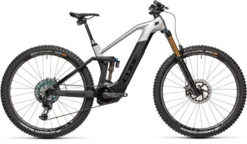 Cube Stereo Hybrid 140 HPC SLT 625 Kiox carbon´n´prizmsilver (Bike Modell 2021) bei tyl4sports.at