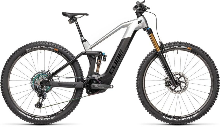 Cube Stereo Hybrid 140 HPC SLT 625 Nyon carbon´n´prizmsilver (Bike Modell 2021) bei tyl4sports.at