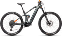 Cube Stereo Hybrid 140 HPC TM 625 flashgrey´n´orange (Bike Modell 2021) bei tyl4sports.at