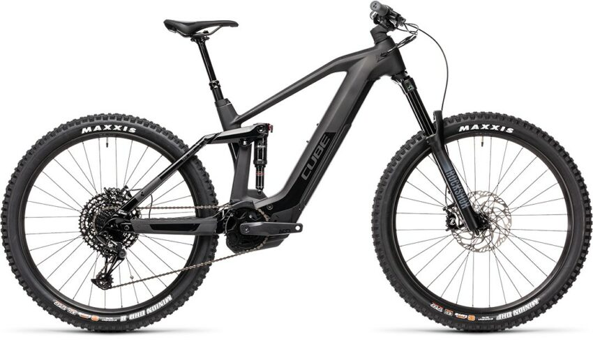 Cube Stereo Hybrid 160 HPC Race 625 27.5 carbon´n´black (Bike Modell 2021) bei tyl4sports.at