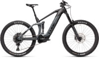 Cube Stereo Hybrid 160 HPC SL 625 27.5 grey´n´black (Bike Modell 2021) bei tyl4sports.at