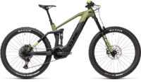 Cube Stereo Hybrid 160 HPC SL 625 27.5 olive´n´black (Bike Modell 2021) bei tyl4sports.at