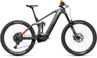 Cube Stereo Hybrid 160 HPC TM 625 27.5 flashgrey´n´orange (Bike Modell 2021) bei tyl4sports.at