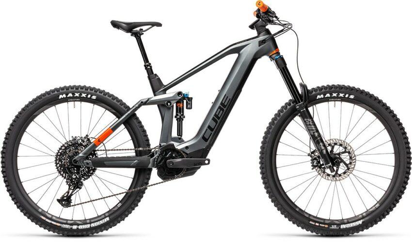 Cube Stereo Hybrid 160 HPC TM 625 27.5 flashgrey´n´orange (Bike Modell 2021) bei tyl4sports.at