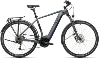 Cube Touring Hybrid ONE 625 grey´n´black (Bike Modell 2021) bei tyl4sports.at