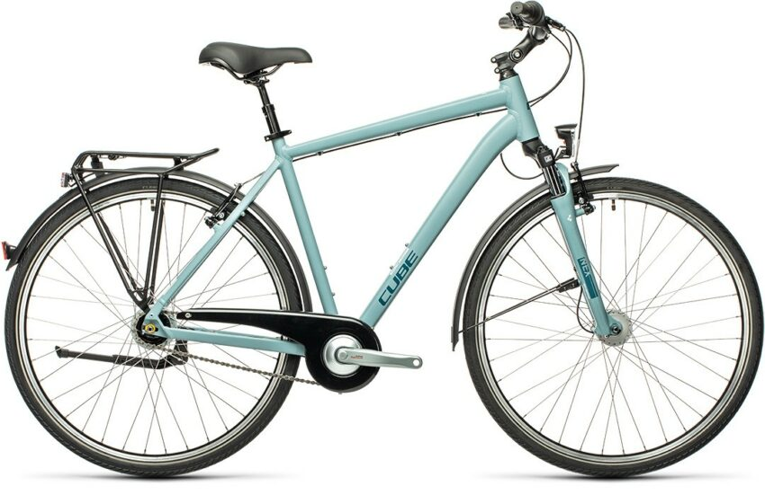 Cube Town Pro blue´n´grey (Bike Modell 2021) bei tyl4sports.at