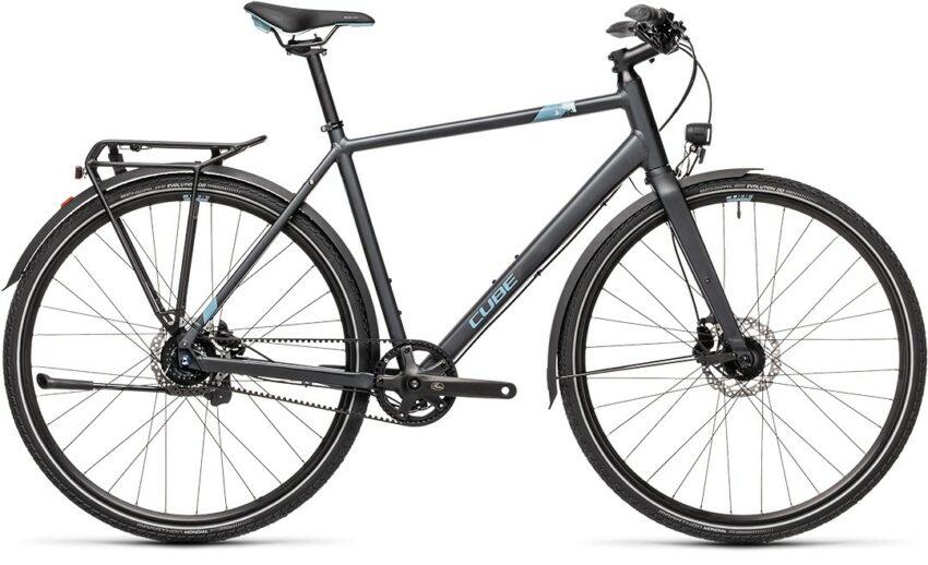 Cube Travel Exc iridium´n´blue (Bike Modell 2021) bei tyl4sports.at