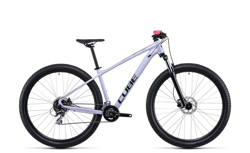Cube Access WS EAZ violetwhite´n´pink (Bike Modell 2022) bei tyl4sports.at