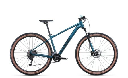 Cube Access WS Pro metalpetrol´n´mint (Bike Modell 2022) bei tyl4sports.at