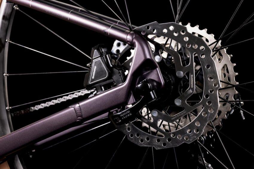 Cube Access WS Race smokeylilac´n´black (Bike Modell 2022) bei tyl4sports.at