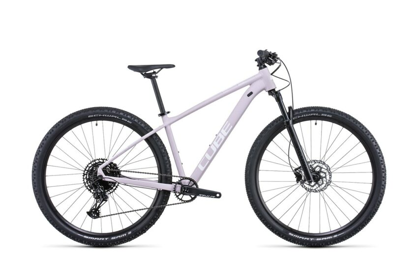 Cube Access WS SL lilac´n´white (Bike Modell 2022) bei tyl4sports.at