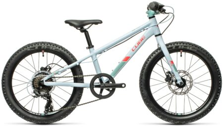 Cube Acid 200 Disc blue´n´coral (Bike Modell 2022) bei tyl4sports.at