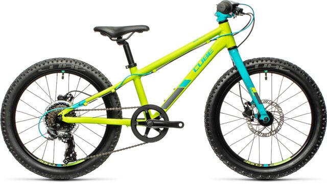 Cube Acid 200 Disc green´n´petrol (Bike Modell 2022) bei tyl4sports.at