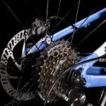Cube Acid 240 Disc iceblue´n´blue (Bike Modell 2022) bei tyl4sports.at