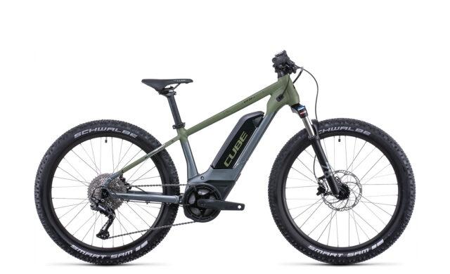 Cube Acid 240 Hybrid Rookie SL 400 trailmotion (Bike Modell 2022) bei tyl4sports.at