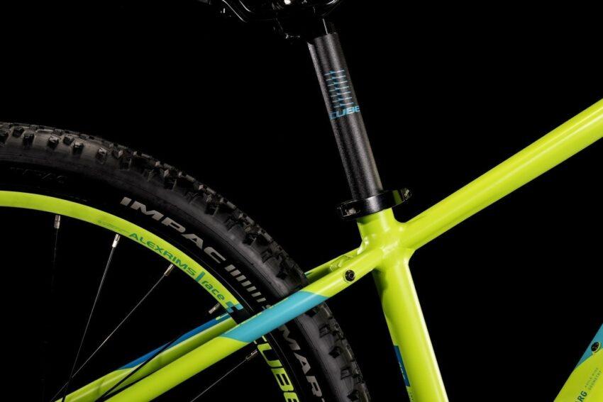 Cube Acid 260 Disc green´n´blue (Bike Modell 2022) bei tyl4sports.at