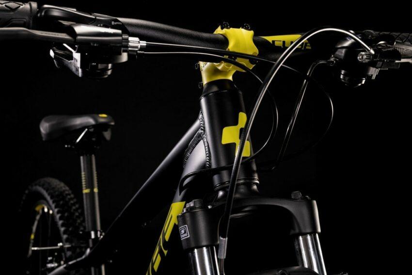 Cube Acid 260 black´n´yellow (Bike Modell 2022) bei tyl4sports.at