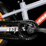 Cube Cubie 120 RT grey´n´red (Bike Modell 2022) bei tyl4sports.at
