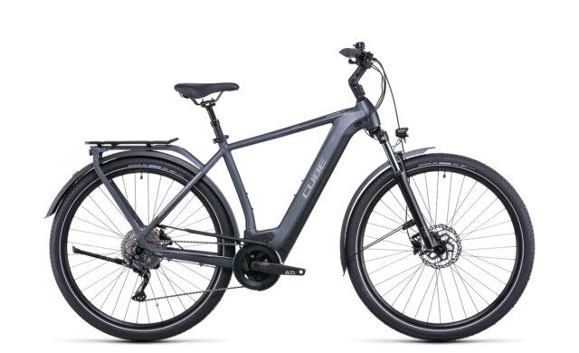 Cube Kathmandu Hybrid ONE 500 grey´n´teak (Bike Modell 2022) bei tyl4sports.at