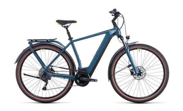 Cube Kathmandu Hybrid ONE 625 teal´n´lime (Bike Modell 2022) bei tyl4sports.at