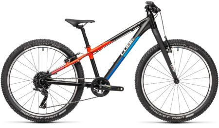 Cube Reaction 240 SL black´n´blue´n´red (Bike Modell 2022) bei tyl4sports.at