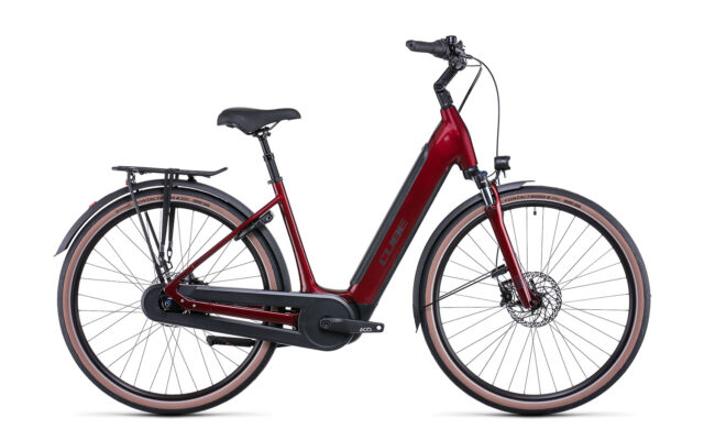 Cube Supreme Hybrid Pro 500 red´n´black (Bike Modell 2022) bei tyl4sports.at