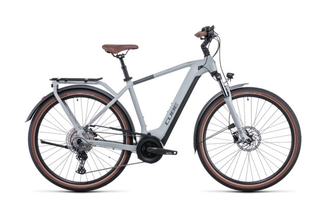 Cube Touring Hybrid Pro 500 lunar´n´grey (Bike Modell 2022) bei tyl4sports.at