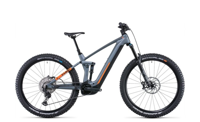 Cube Stereo Hybrid 140 HPC SL 750 29 flashgrey´n´orange (Bike Modell 2022) bei tyl4sports.at