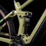 Cube Stereo Hybrid 140 HPC SL 750 29 green´n´flashgreen (Bike Modell 2022) bei tyl4sports.at