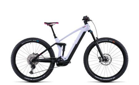 Cube Stereo Hybrid 140 HPC SL 750 29 violetwhite´n´black (Bike Modell 2022) bei tyl4sports.at