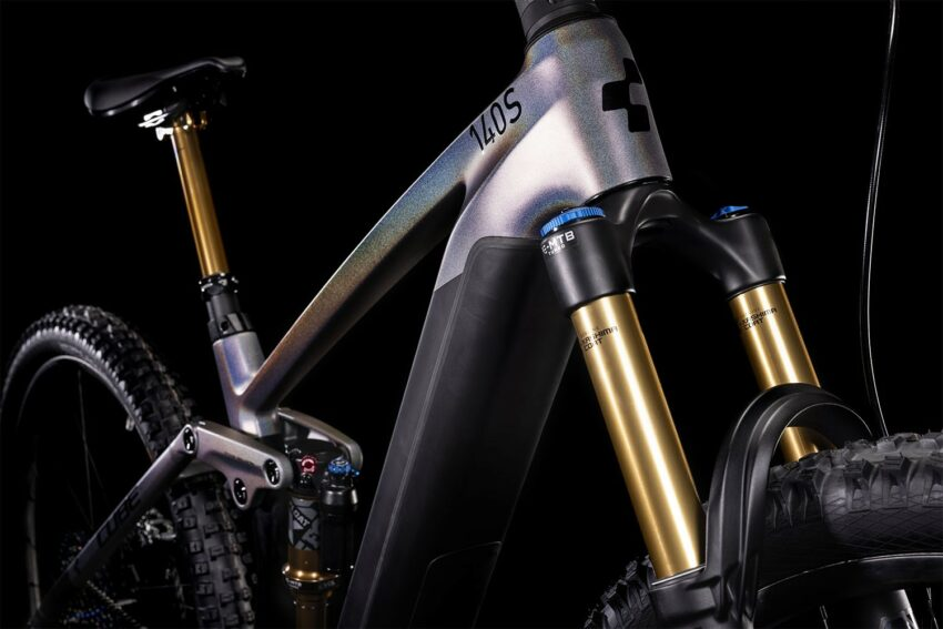 Cube Stereo Hybrid 140 HPC SLT 750 29 prizmsilver´n´carbon (Bike Modell 2022) bei tyl4sports.at