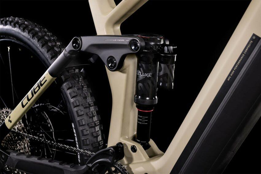 Cube Stereo Hybrid 160 HPC SL 750 27.5 desert´n´black (Bike Modell 2022) bei tyl4sports.at