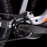 Cube Stereo Hybrid 160 HPC SL 750 27.5 polarsilver´n´orange (Bike Modell 2022) bei tyl4sports.at