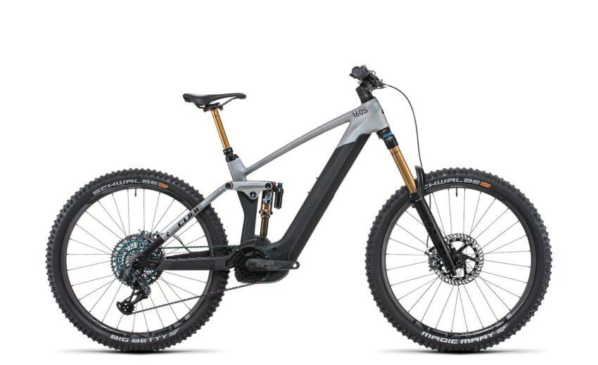 Cube Stereo Hybrid 160 HPC SLT 750 27.5 prizmsilver´n´carbon (Bike Modell 2022) bei tyl4sports.at
